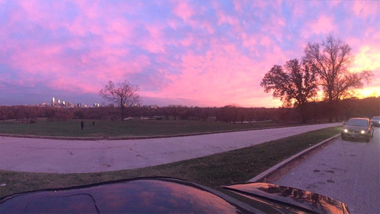 PHOTOS: 6abc viewers share beautiful autumn sunset