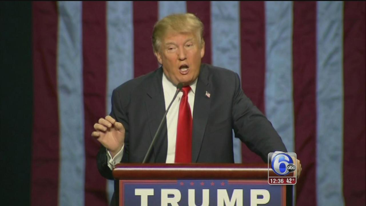 VIDEO: Donald Trump under fire for 9/11 comments