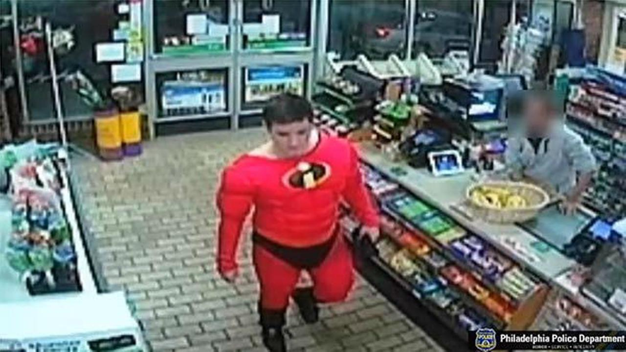 PHOTOS: Incredibles suspect sought in taxi driver assault