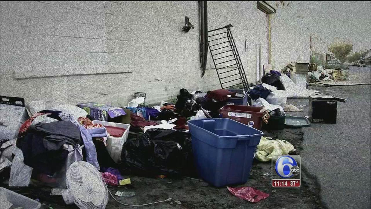 VIDEO: Undercover Investigation: Donation junk dumps