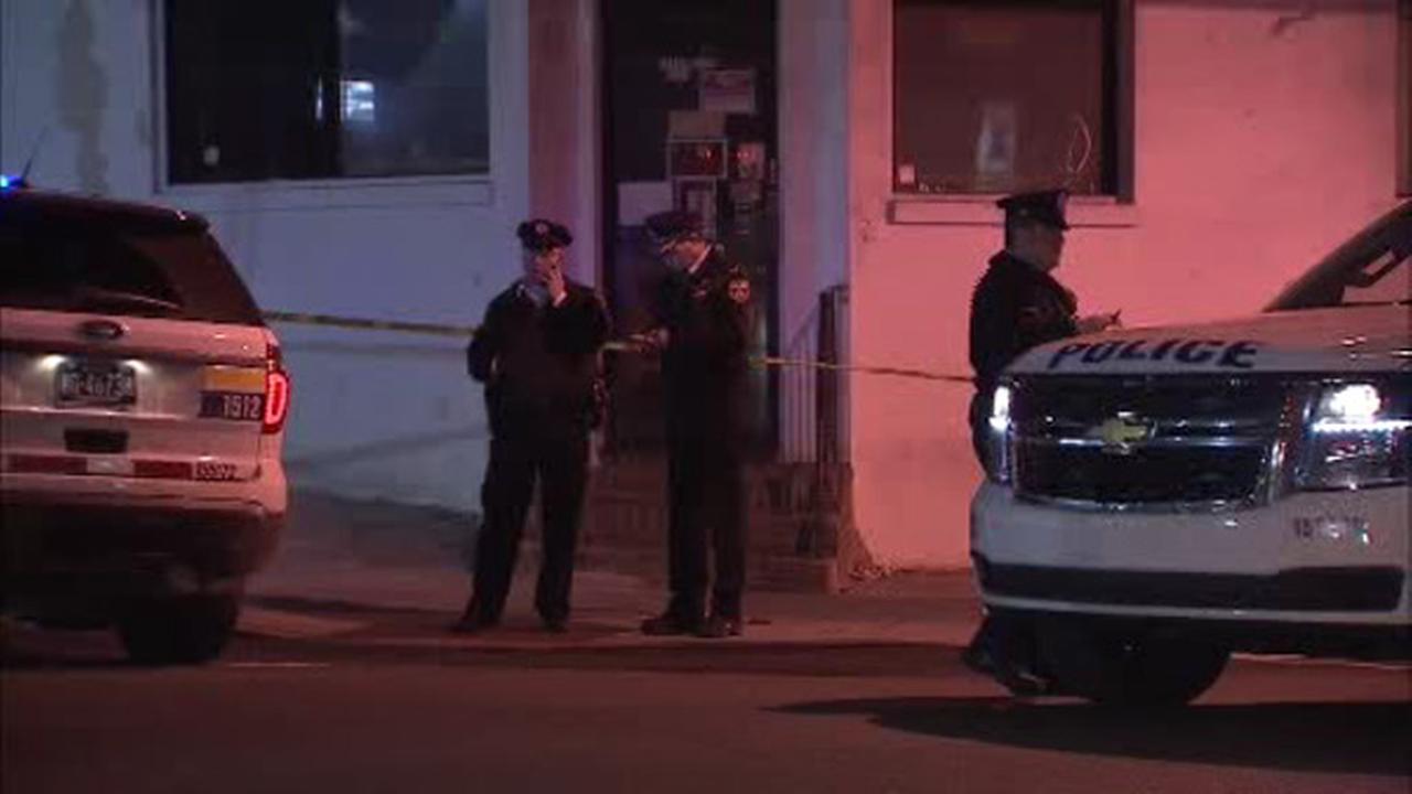 Man, 20, shot in Frankford