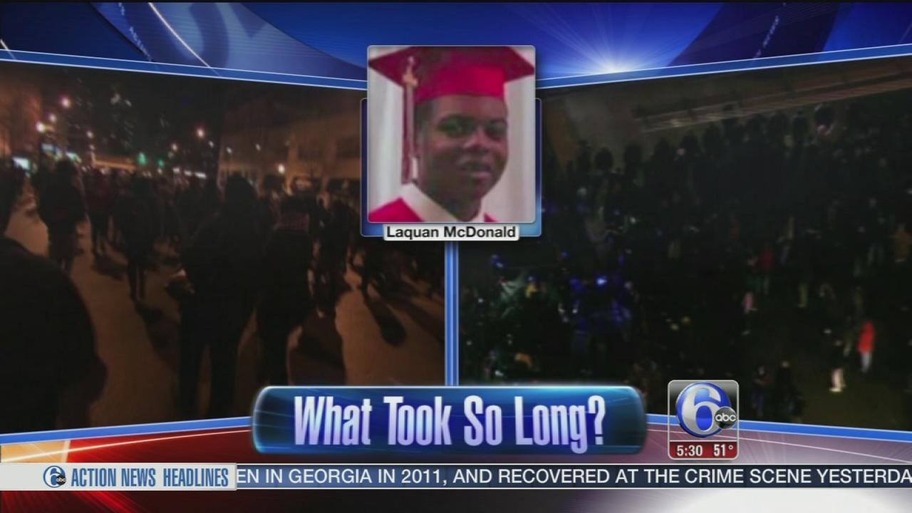 VIDEO: Teen shot by Chicago officer