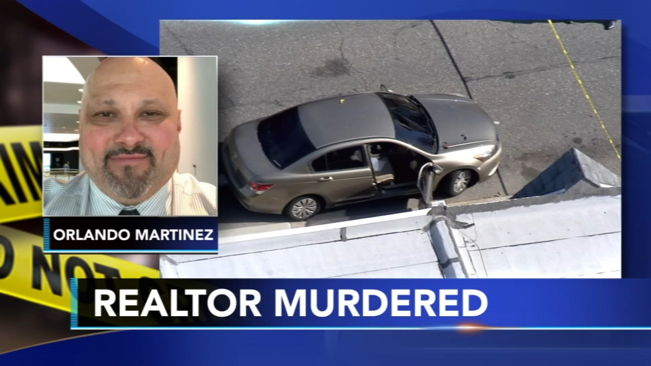 NJ realtor found shot outside home for sale in Mayfair section of Philadelphia. Maggie Kent reports during Action News at 5pm on November 1, 2018.