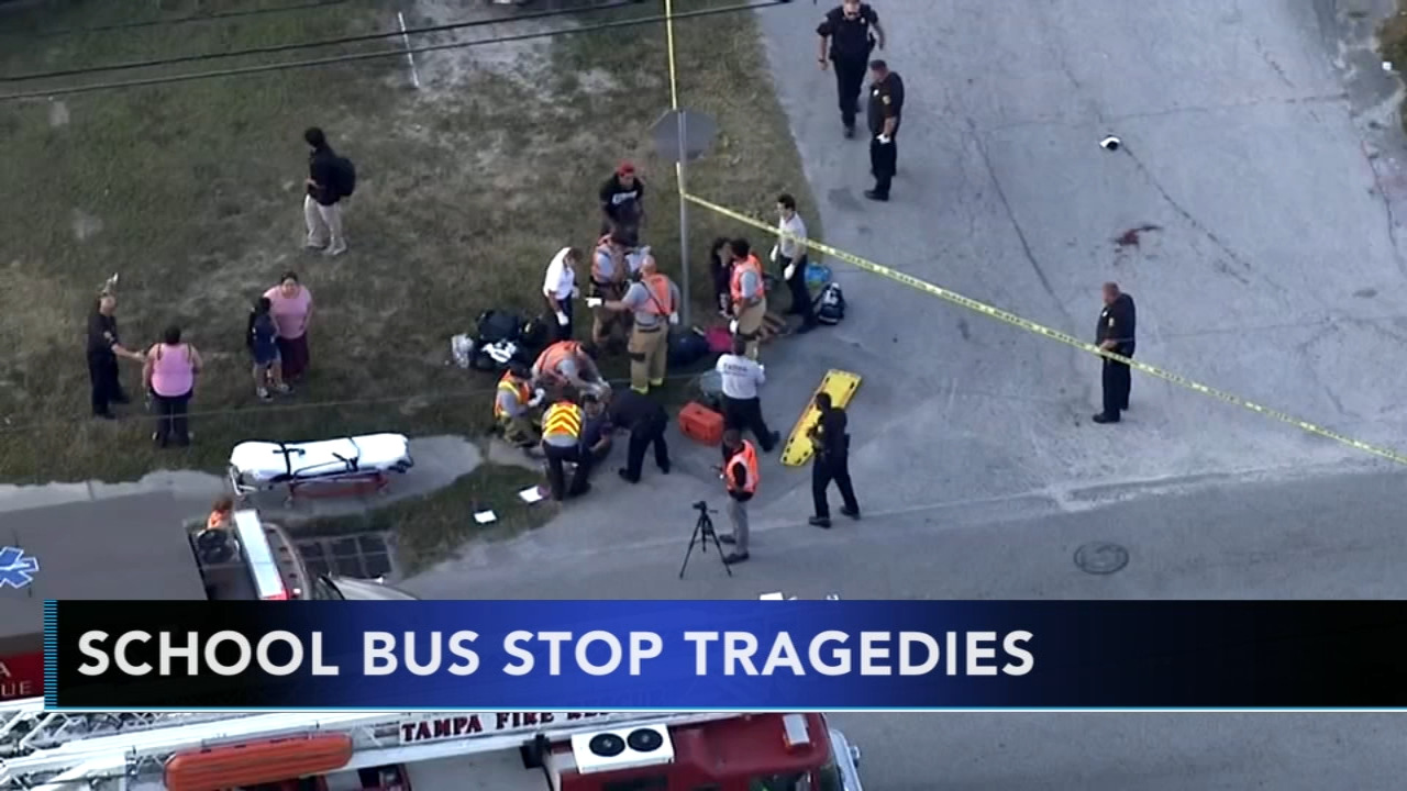 Series of school bus tragedies. Matt ODonnell reports during Action News Mornings on November 2, 2018.