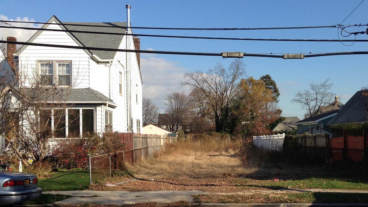 Home demolished