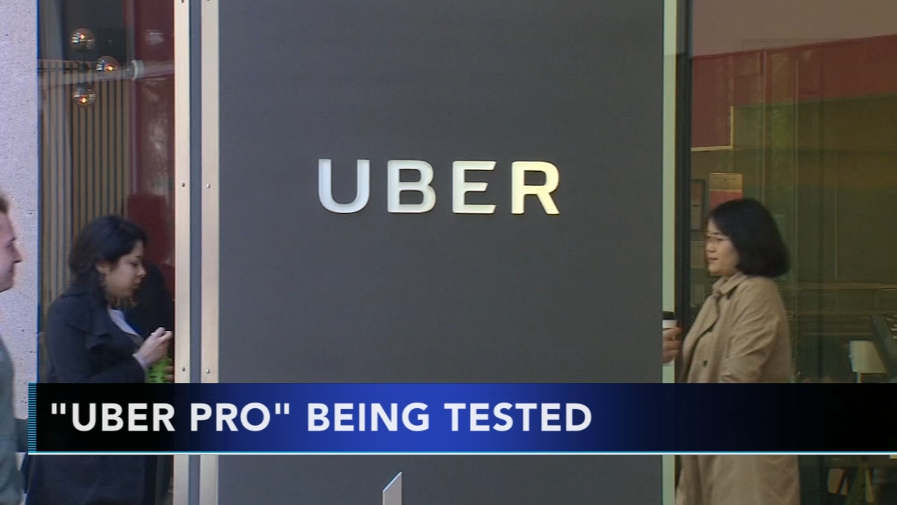 Uber launches program rewarding top drivers. Gray Hall reports during Action News at 6 a.m. on November 3, 2018.