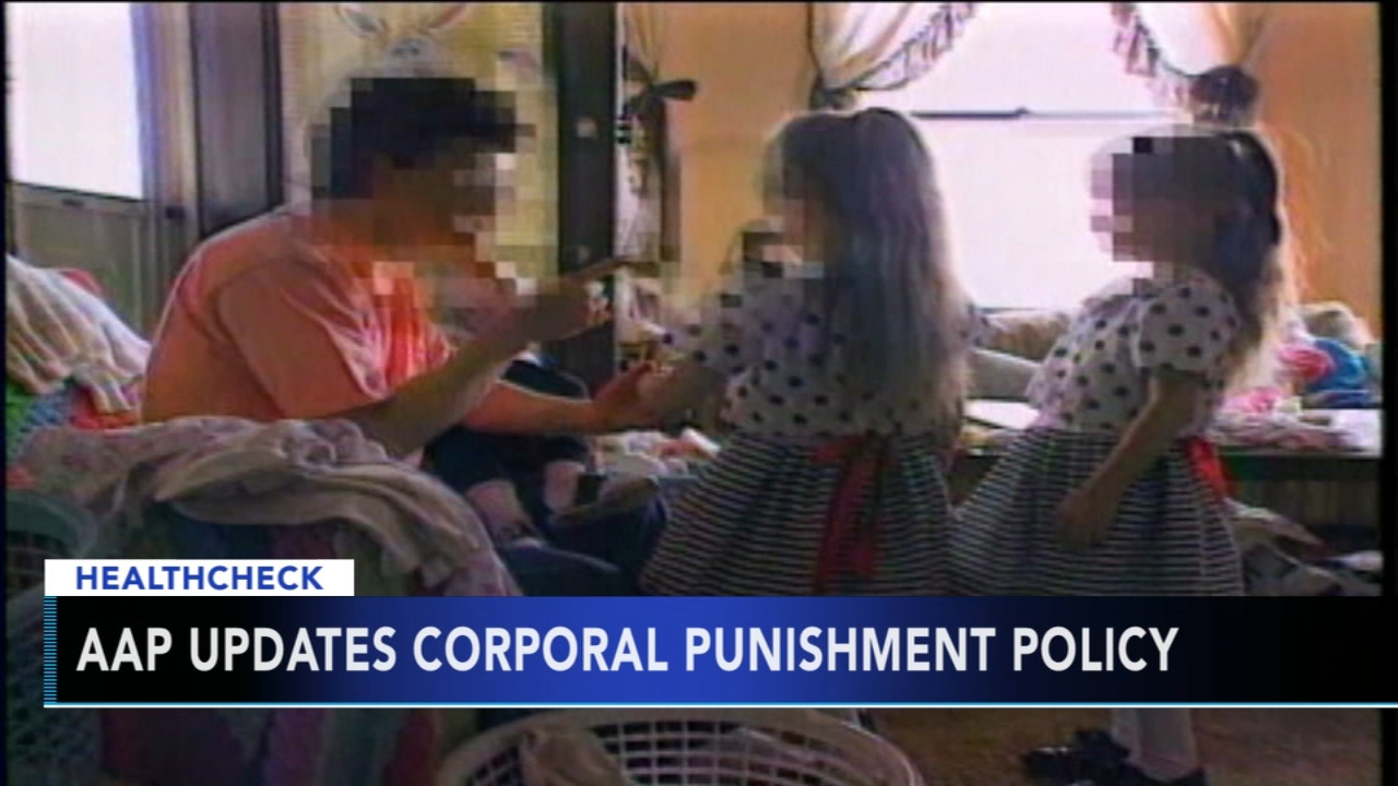 AAP updates corporal punishment policy. Tamala Edwards reports during Action News Mornings on November 5, 2018.