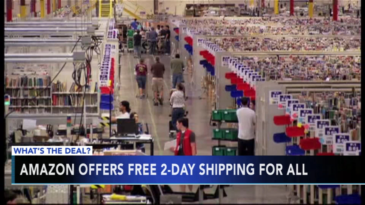 Whats the Deal: Holiday shopping. Alicia Vitarelli reports during Action News at 4:30 p.m. on November 5, 2018.