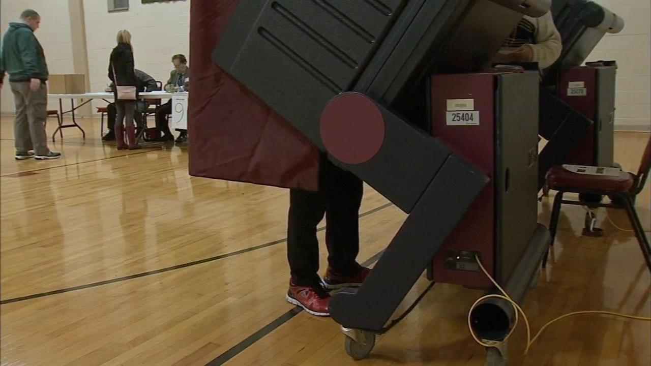 New law in New Jersey causes confusion for voters. Trish Hartman reports during Action News at 12:30 p.m. on November 6, 2018.