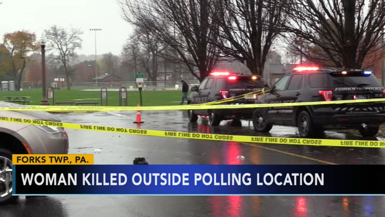 Pedestrian struck, killed outside polling place in Northampton Co. Sharrie Williams reports during Action News at 4:30 p.m. on November 6, 2018.