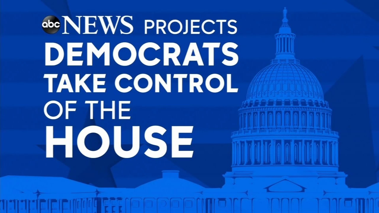 Democrats take control of the House. Stephanie Ramos reports during Action News Mornings on November 7, 2018.