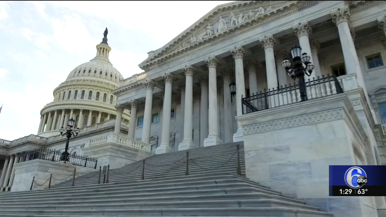 Dems take control of the House: What it means for Trump. Janai Norman reports during Action News at 1:30 p.m. on November 7, 2018.
