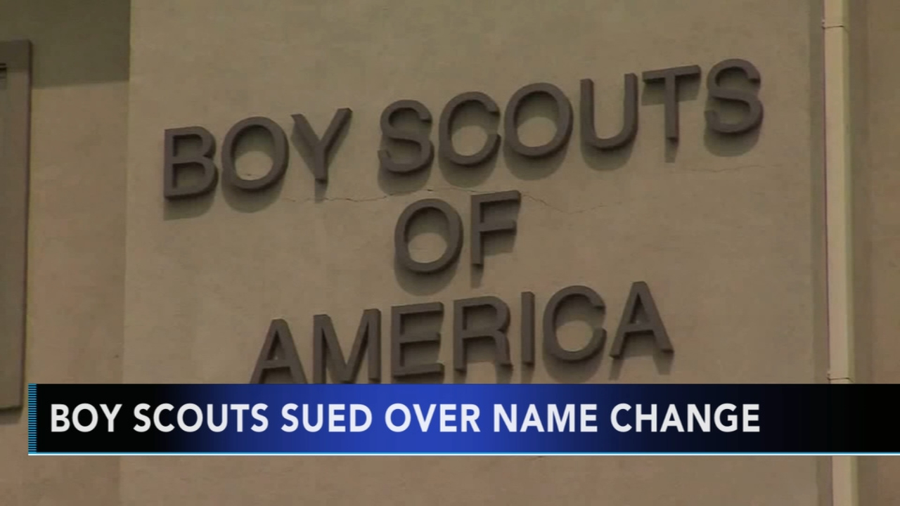 Girl Scouts sue Boy Scouts over programs name change. Tamala Edwards reports during Action News Mornings on November 7, 2018.