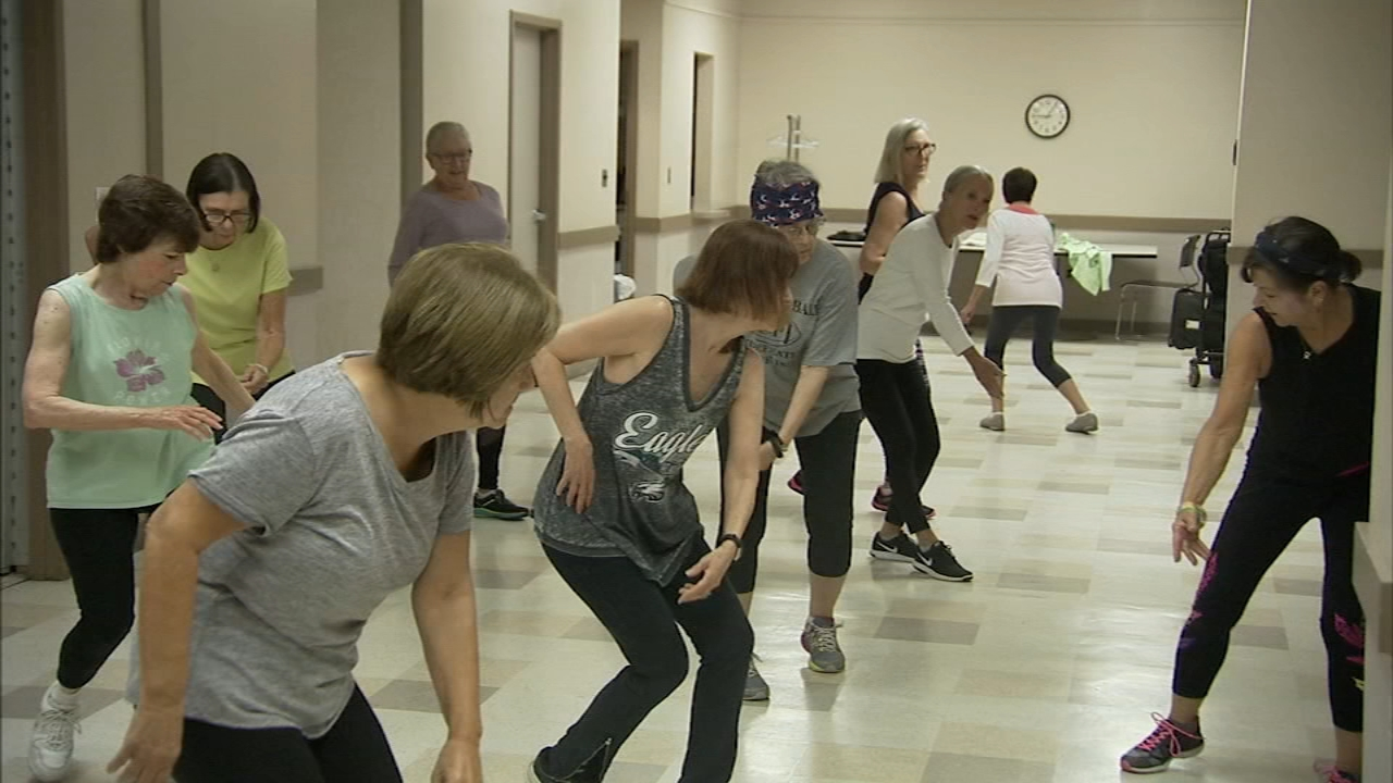 Art of Aging: Zumba fitness fun for seniors. Tamala Edwards reports during Action News at 12 p.m. on November 8, 2018.