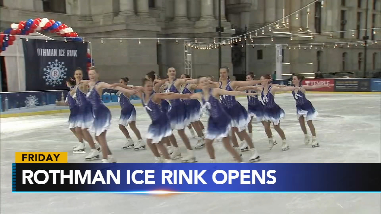 This weekend, its feeling like winter at the Rothman skating rink and its Cowboys Week at the Linc.