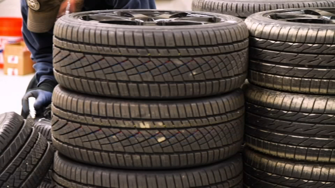 Whats the Deal: All weather tires. Alicia Vitarelli reports during Action News at 4:30 p.m. on November 8, 2018.