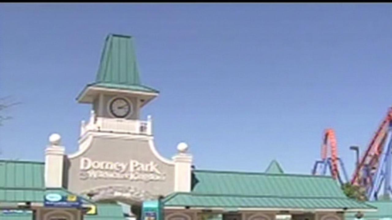 Montgomery County man accused of recording children changing clothes in Dorney Park