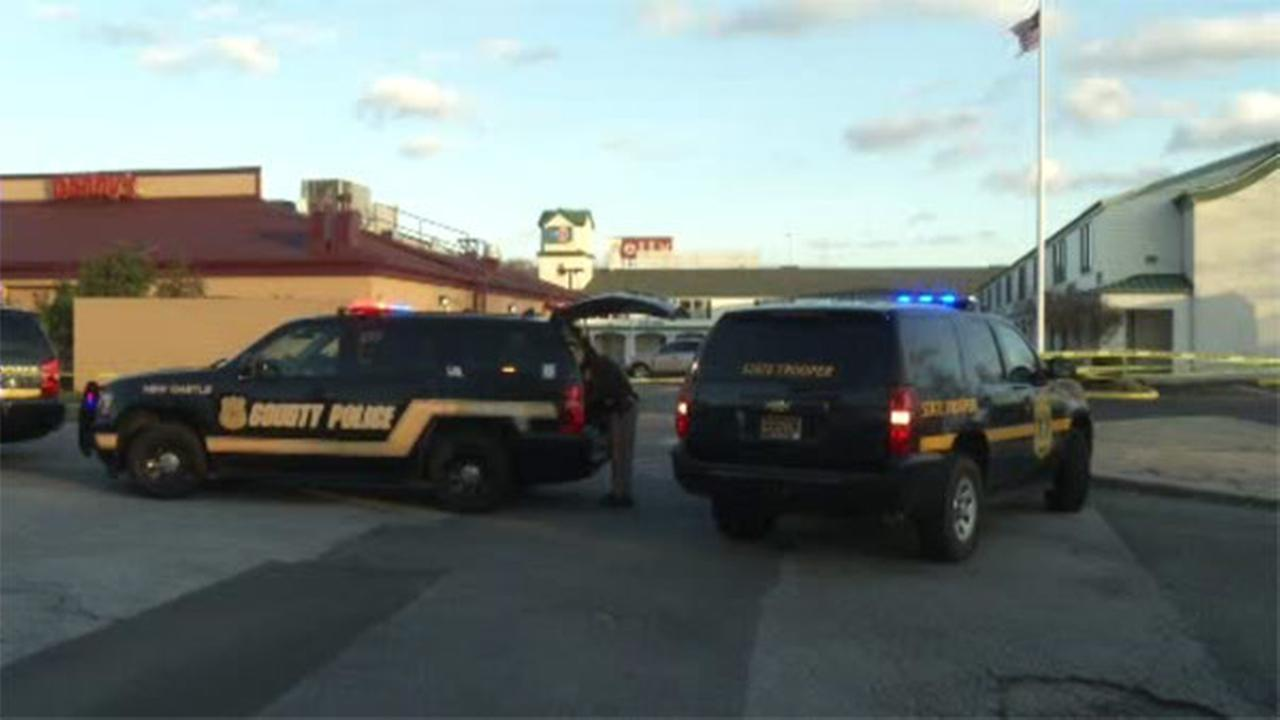 Delaware State Police are investigating a motel shooting that left one person injured in Newark.