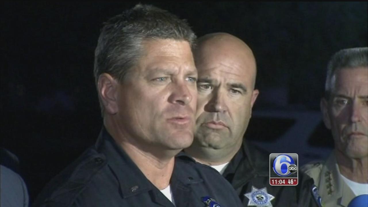 VIDEO: Cali shooting first responder