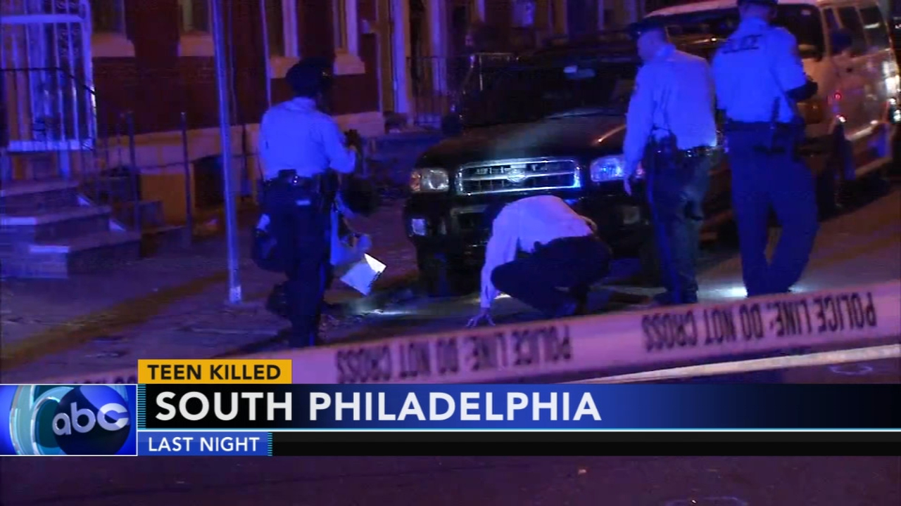 Off Duty Philadelphia Police Officers Arrest Teens For