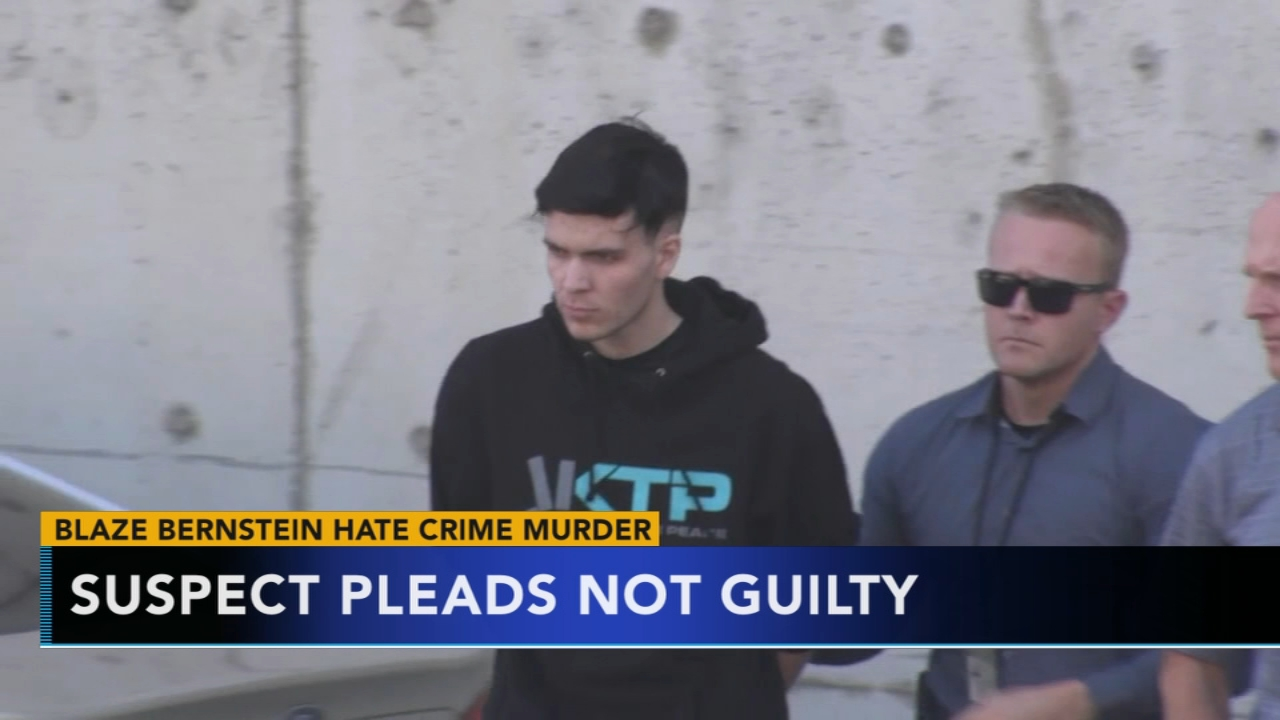 California man pleads not guilty in killing of gay University of Pennsylvania student. Gray Hall reports during Action News at 6 a.m. on November 10, 2018.