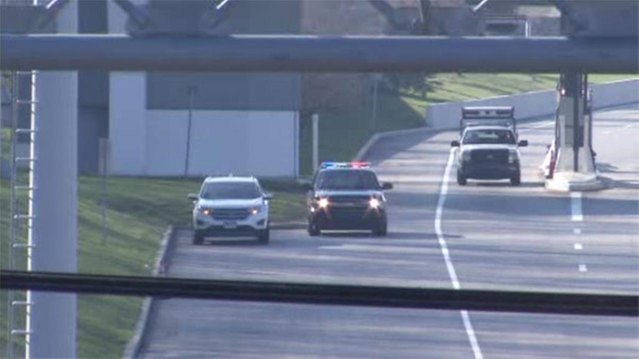 Delaware State Police are investigating whether someone may have fired a shot at a motorist driving on I-95.