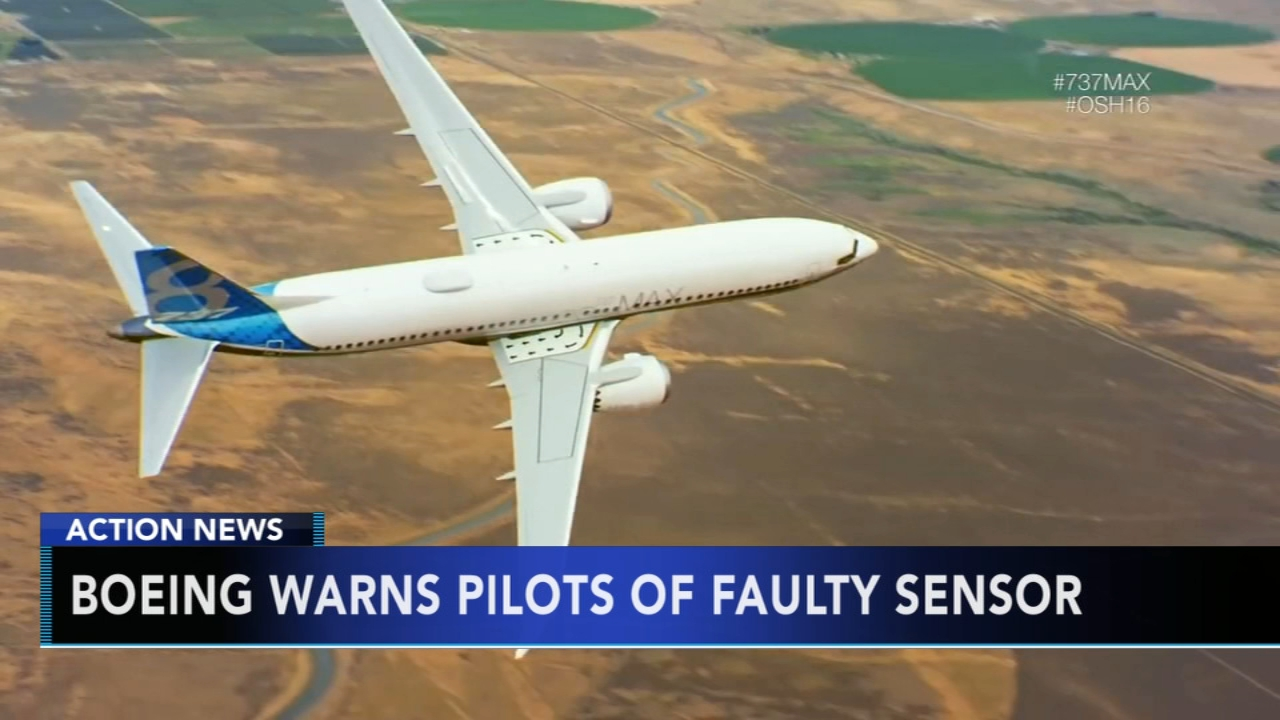 Boeing issues urgent safety warning about new planes. Nydia Han reports during Action News at noon on November 11, 2018.