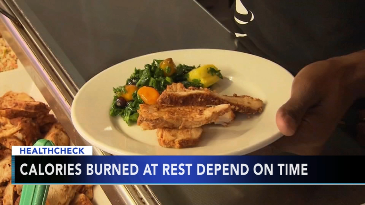 Number of calories you burn depends on the time of day. Nydia Han reports during Action News at 9 a.m. on November 11, 2018.