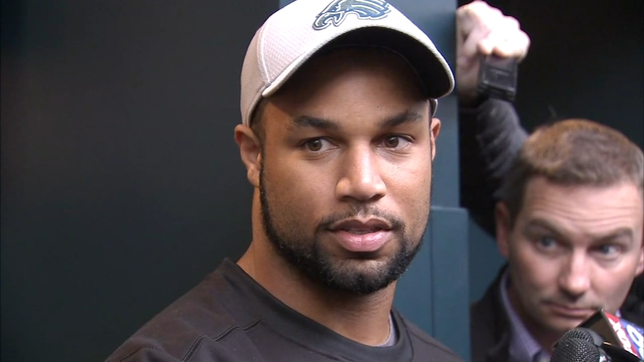 Golden Tate prepares to make Birds debut against the Cowboys. ABC News reports during Action News at 6 a.m. on November 11, 2018.