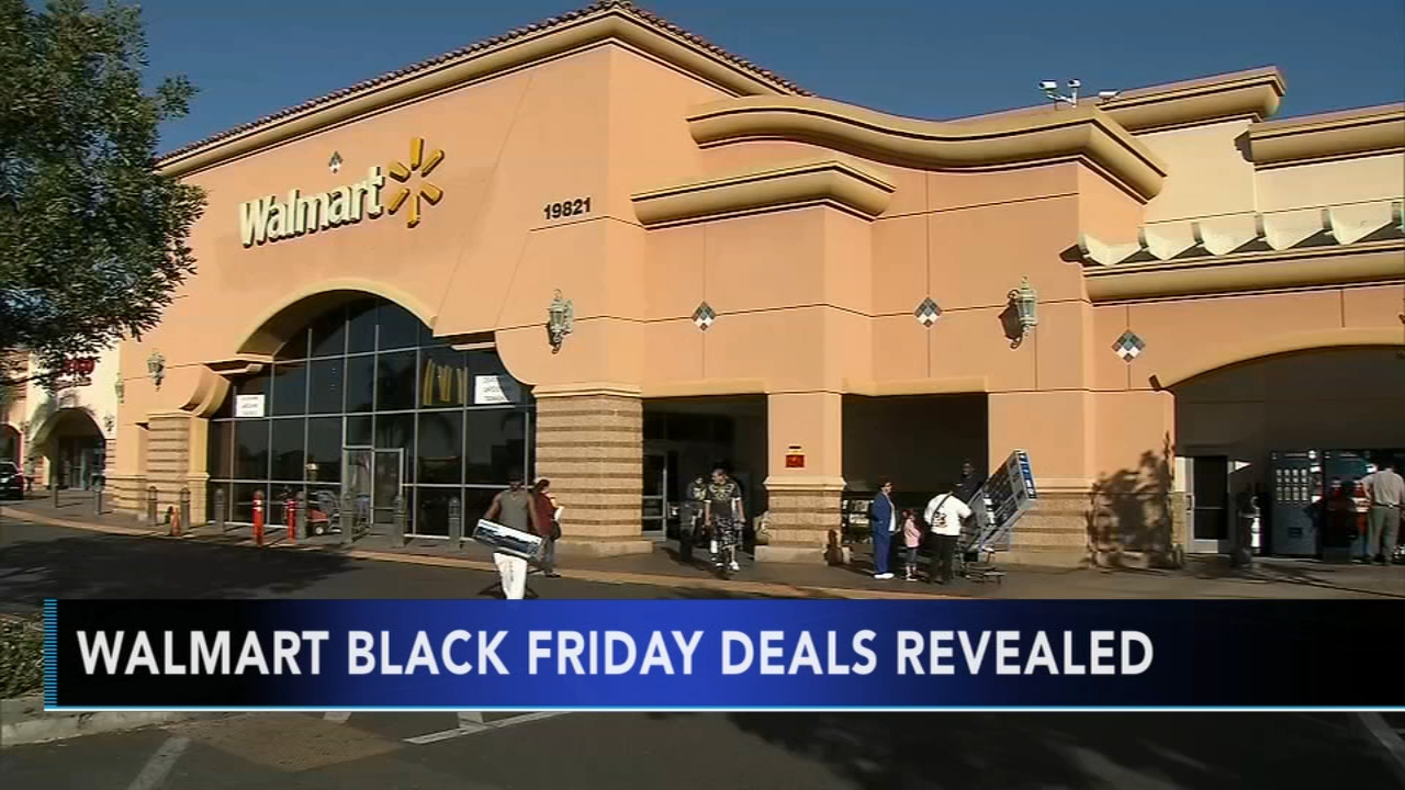 WalMart to serve snacks to those who wait in Black Friday lines. Nydia Han reports during Action News at 9 a.m. on November 11, 2018.