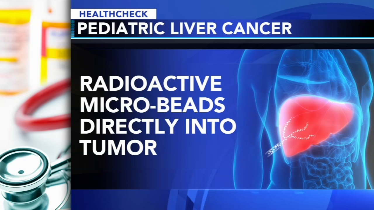 Healthcheck: New treatment for pediatric liver cancer, Ali Gorman reports on Action News at 5 p.m., November 12, 2018