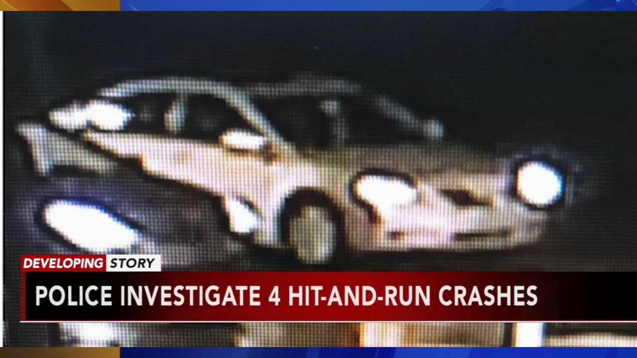 3 dead in hit-and-run crashes over the weekend in Philadelphia. Watch this report from Action News at Noon on November 12, 2018.