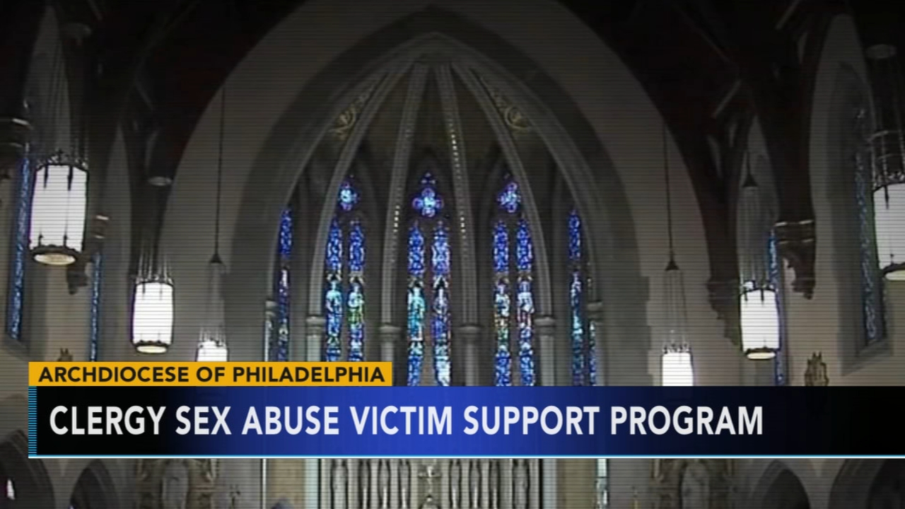 Clergy sex abuse victim support program: As seen on Action News at 6 p.m., November 13, 2018