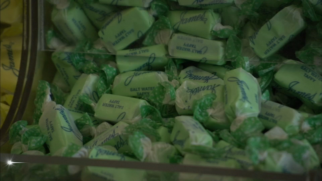 James Candy Co. files for bankruptcy. Tamala Edwards reports during Action News Mornings on November 13, 2018.