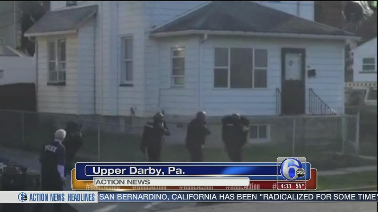 VIDEO: Police: Woman held hostage by man she just met