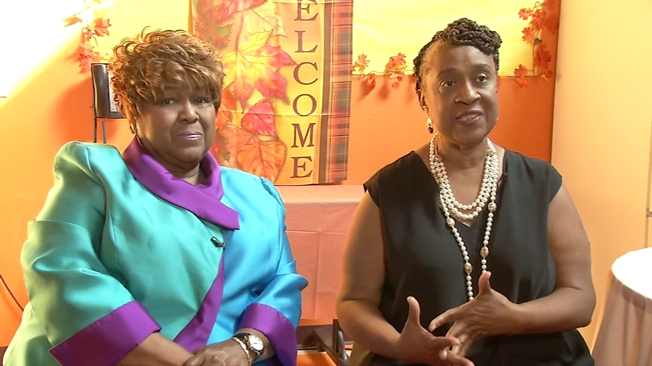 Art of Aging: Porter family continues to serve the community. Tamala Edwards reports during Action News at 12 p.m. on November 15, 2018.