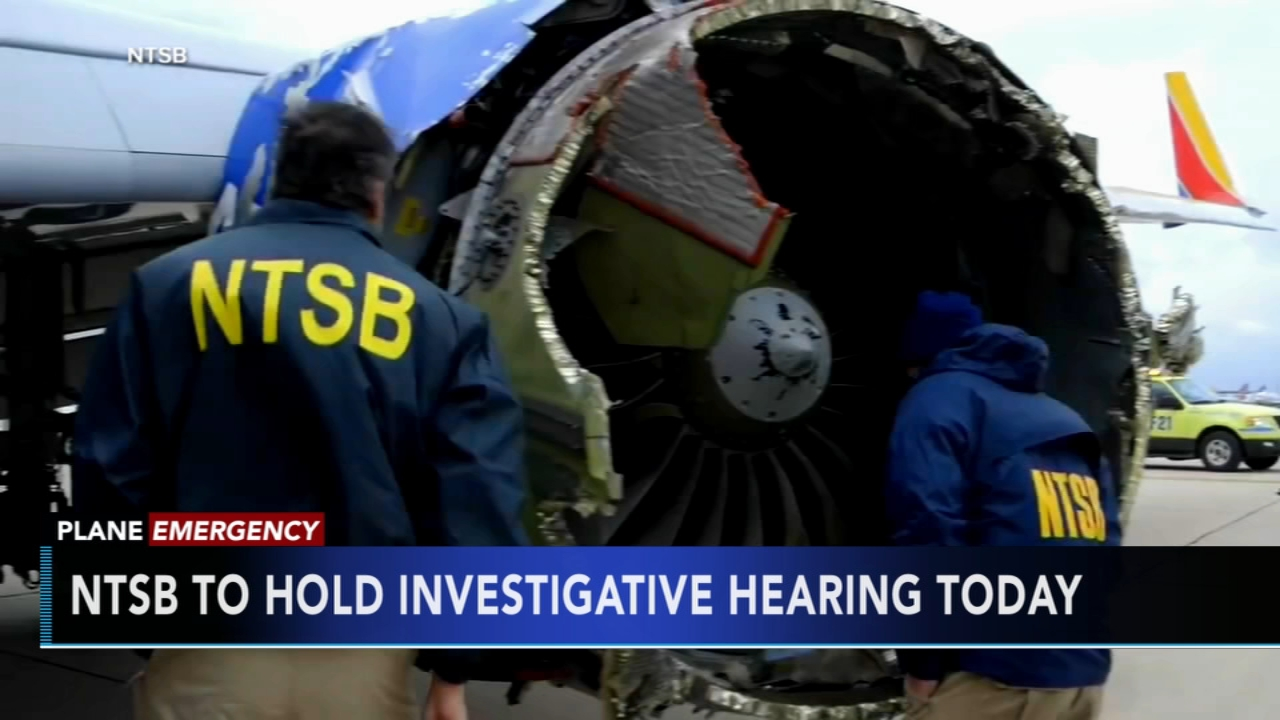 NTSB to hold investigation hearing. Tamala Edwards reports during Action News Mornings on November 14, 2018.