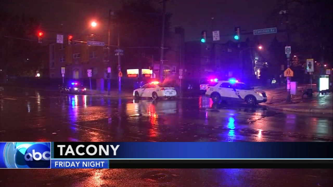 Tacony Hit and run update