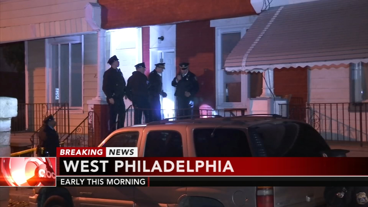 Man, woman shot in West Philadelphia. Matt ODonnell reports during Action News Mornings on November 14, 2018.