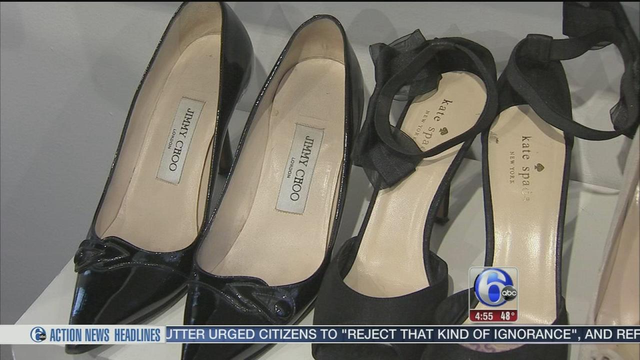 VIDEO: Narberth boutique for frugal fashionistas