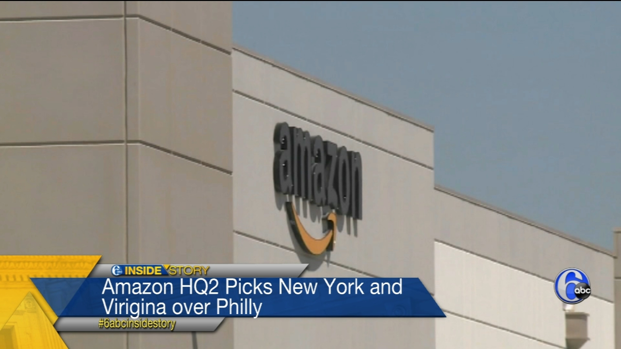 The panel discusses Amazons decision to open its HQ2 in NY and Va. Plus, local corruption reemerges and midterm fallout.