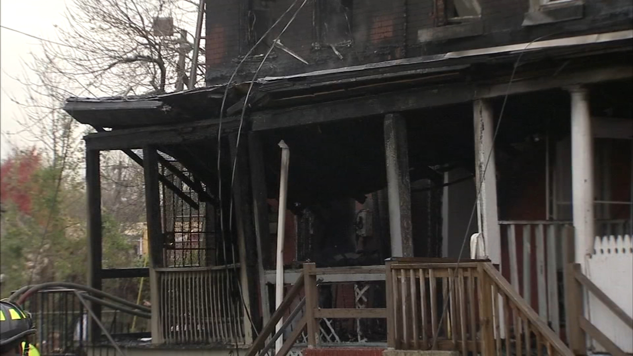 Authorities: Woman killed, 3 people injured in house fire. Matt ODonnell reports during Action News Mornings on November 16, 2018.