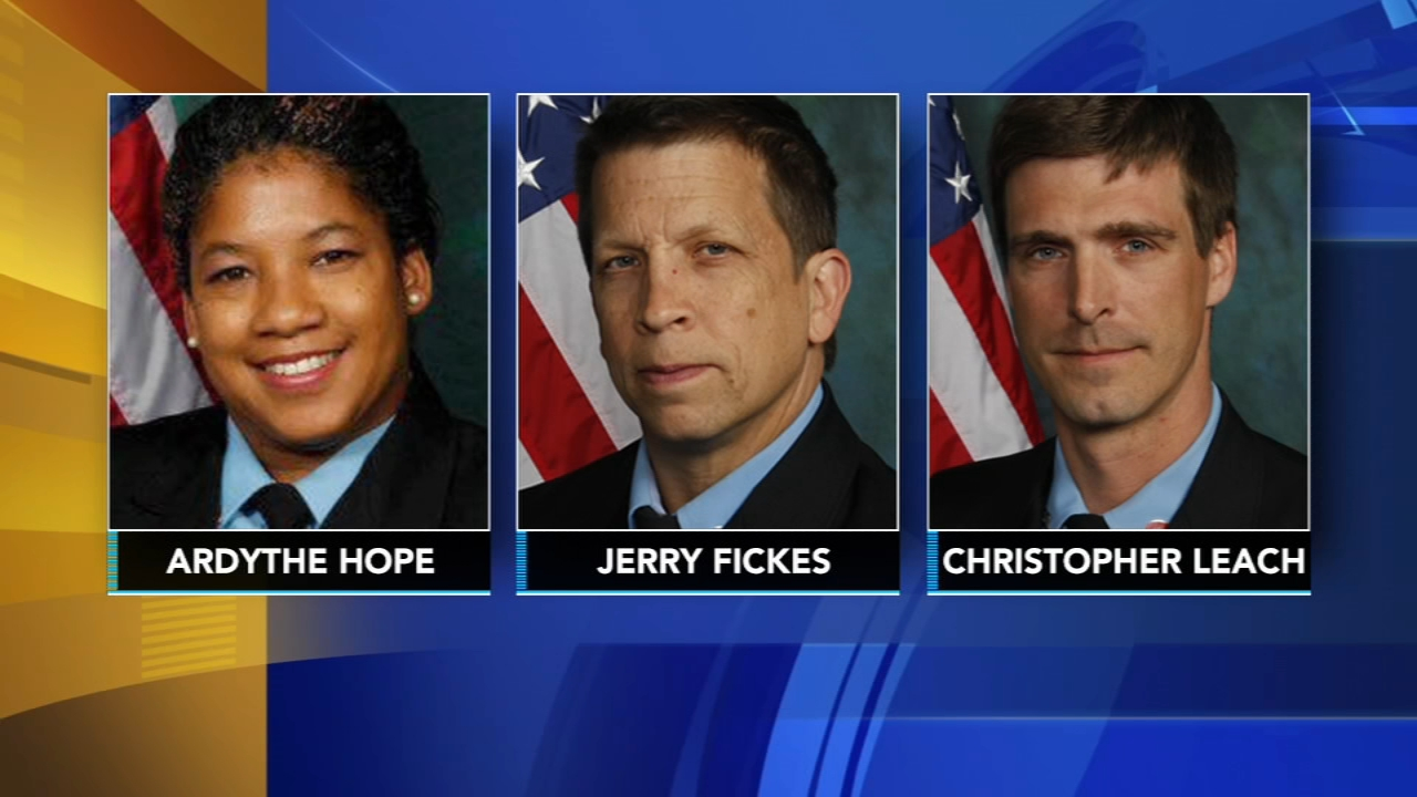 Federal reports slams Wilmington over 3 firefighter deaths. Alicia Vitarelli reports during Action News at 4pm on November 16, 2018.