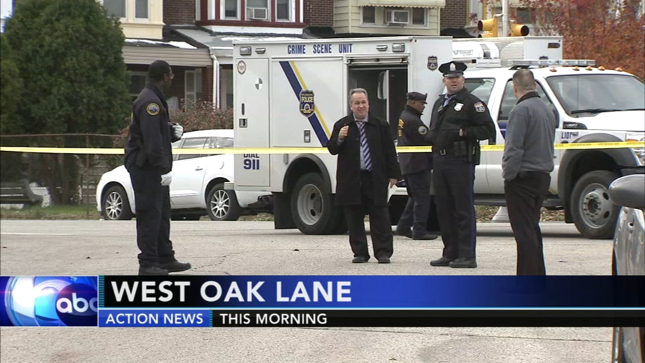 Man dies after being stabbed in West Oak Lane. Walter Perez reports during Action News at 10 p.m. on November 17, 2018.