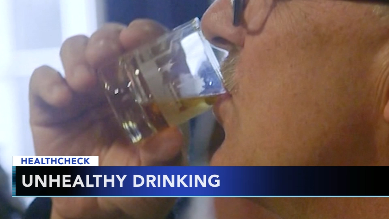 New guidelines suggest adults should get alcohol screenings. Nydia Han reports during Action News at 9 a.m. on November 18, 2018.