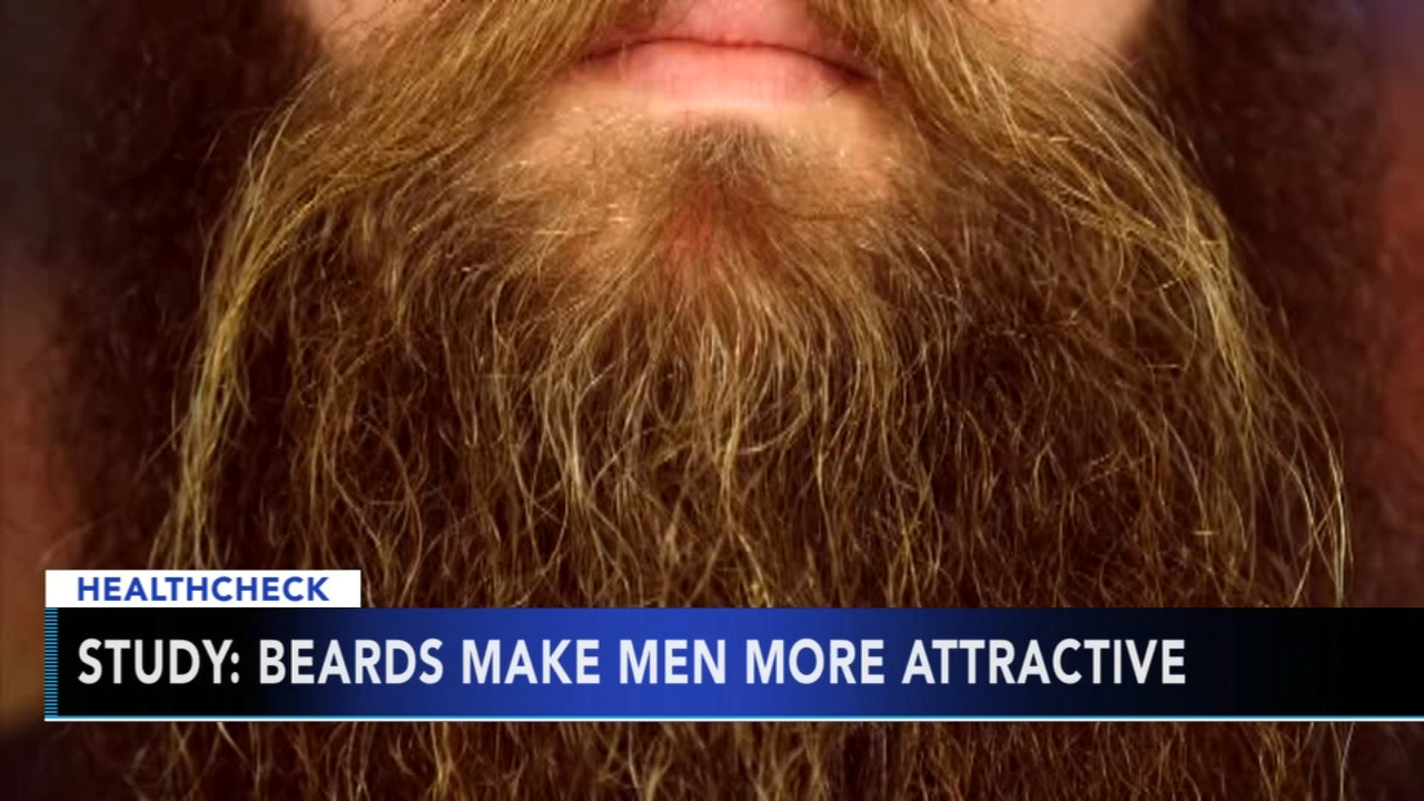Study suggests women find men with facial hair more attractive. Nydia Han reports during Action News at noon on November 18, 2018.