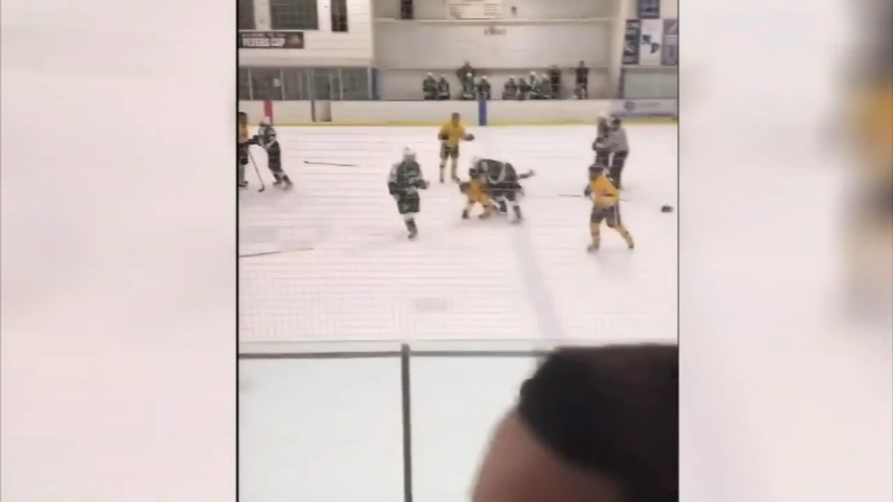 2 ex-high school players convicted in alleged on-ice attack. Nydia Han reports during Action News at 9 a.m. on November 18, 2018.