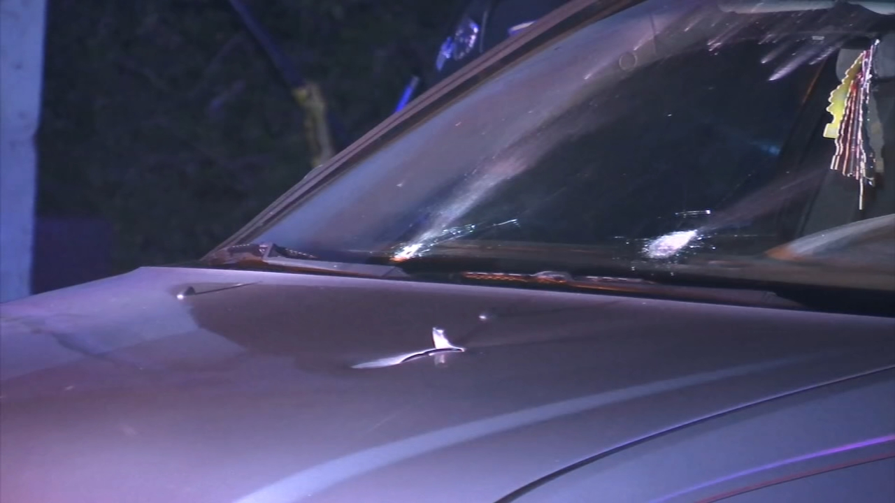 Woman injured after shooting in Delaware: as seen on Action News at 11 p.m., November 18, 2018