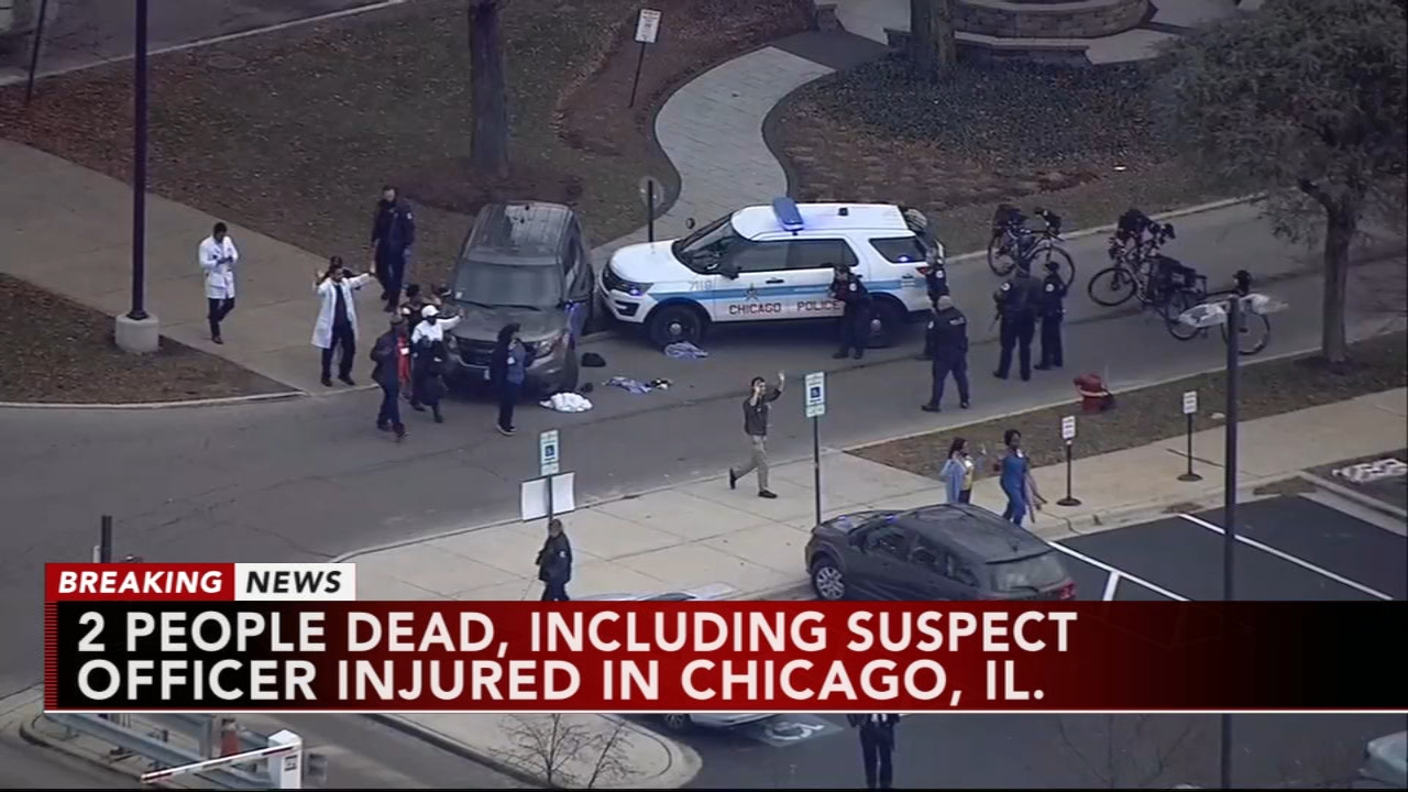 At least two dead following shooting at Chicago hospital: as seen on Action News at 6 p.m., November 19, 2018