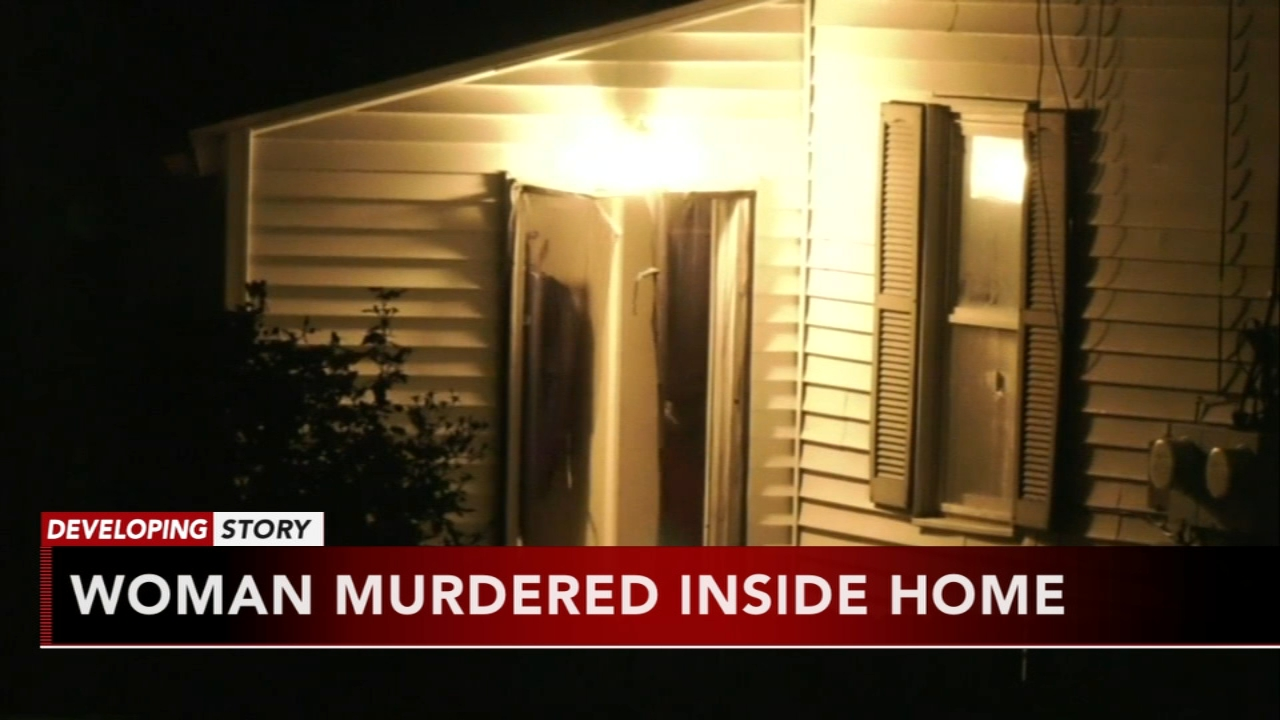 Woman murdered inside Pottstown home. Jeannette Reyes reports during Action News Mornings on November 19, 2018.